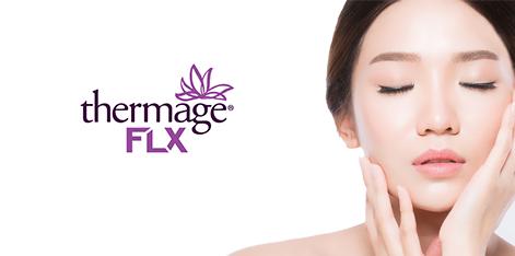 Thermage FLX - Trẻ ra 10 tuổi chỉ sau 1 liệu trình